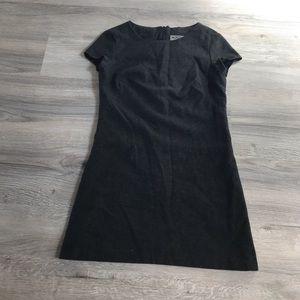 GAP Premium gray wool dress size 2